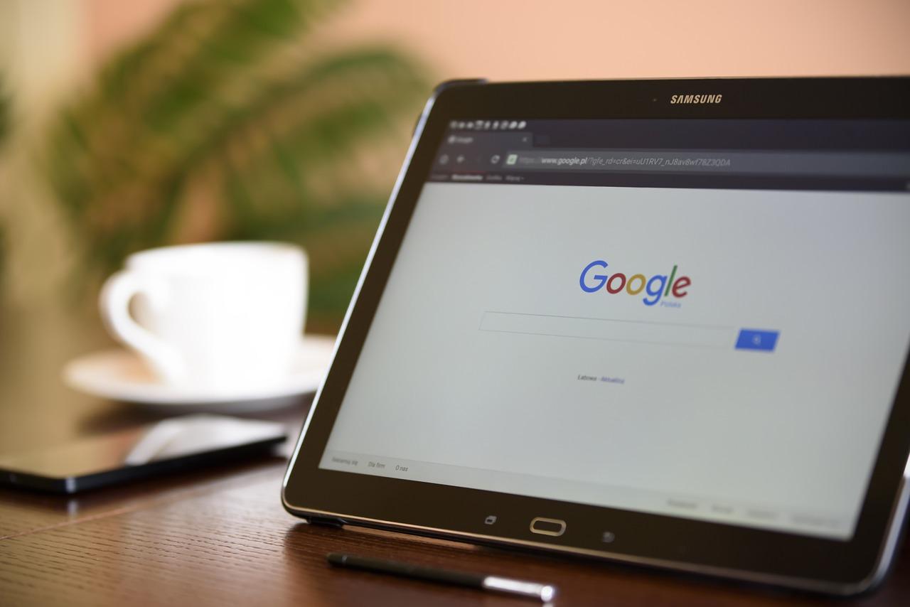 moteur de recherches google